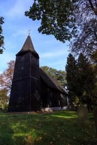 002 Kościół ewangelicki św. Michała Archanioła w Gierałcicach