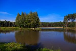 Jezioro Czarne (pot. Czarny Staw)