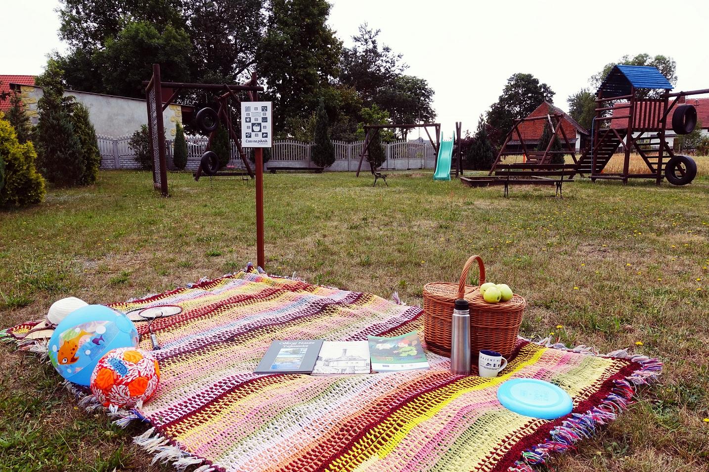 Czas na piknik- Szum