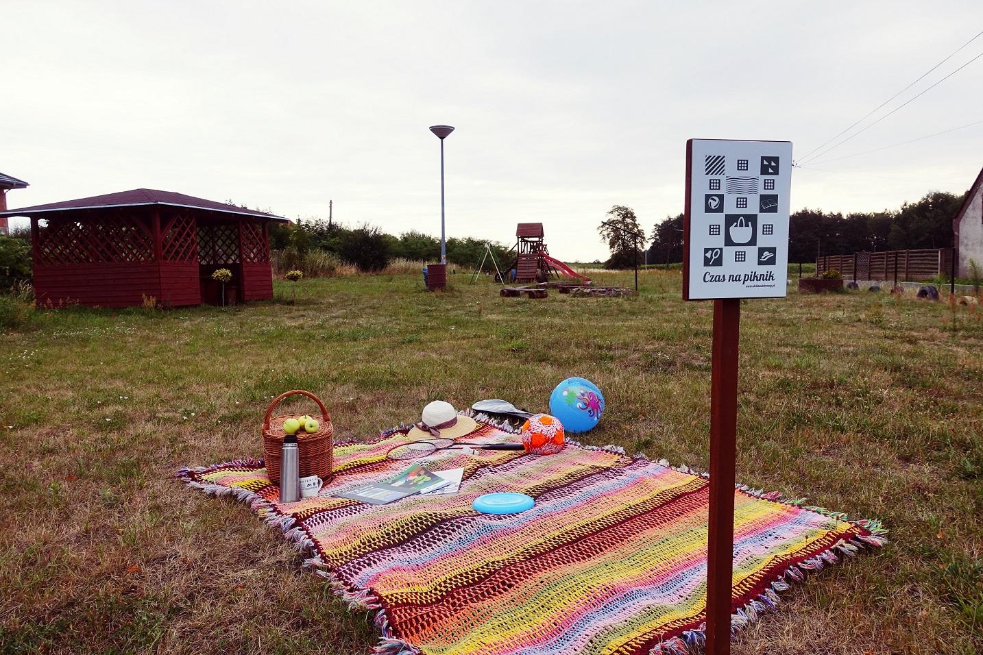 Czas na piknik- Wąsice