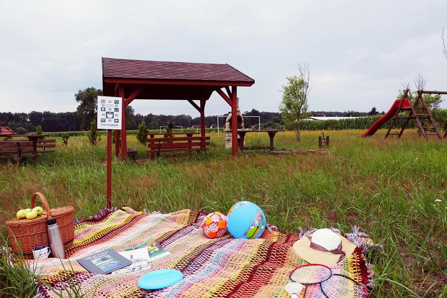 Czas na piknik - Brynica