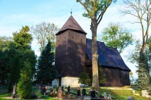 001AA Kościół Wniebowzięcia Najświętszej Maryi Panny w Bąkowie