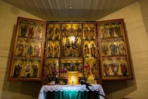 001Bb Kościół Wniebowzięcia Najświętszej Maryi Panny w Bąkowie 02