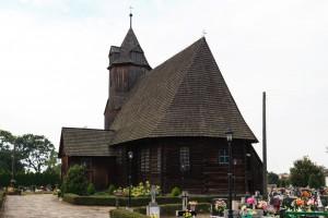 004 Kościół Świętej Trójcy w Krzywiczynach