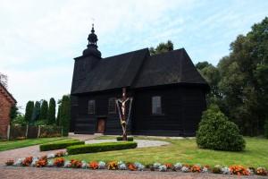 005 Kościół pw. Świętej Trójcy w Rożnowie