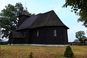 007A Kościół Podwyższenia Krzyża Świętego w Wierzbicy Dolnej